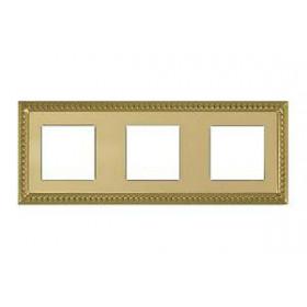 Рамка 3-ая Fede Sevilla Bright Gold FD01233OB IP20