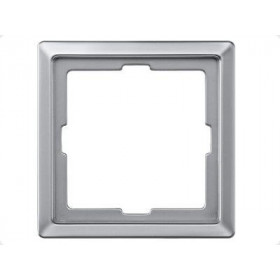 Рамка 1-ая Merten Artec Алюминий MTN481160 IP20