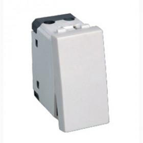 850104 Выключатель 45х22,5 мм 16A (LK45), БЕЛЫЙ