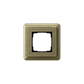 Рамка 1-ая Gira ClassiX Art Бронза 211661 IP20