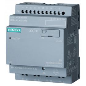 6ED1052-2CC01-0BA8 Логический модуль LOGO!8 24CEo без дисплея и клавиатуры 24V DC