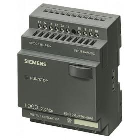 6ED1052-2MD00-0BA6 Логический модуль LOGO! 12/24RCo без дисплея и клавиатуры 12/24V DC
