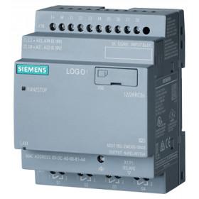 6ED1052-2MD00-0BA8 Логический модуль LOGO!8 12/24RCEo без дисплея и клавиатуры 12/24V DC