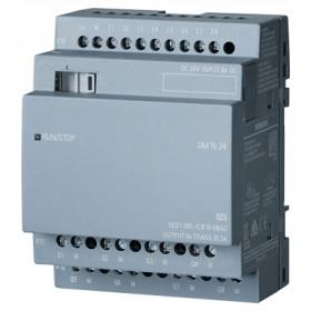 6ED1055-1CB10-0BA2 Модуль расширения LOGO!8 DM16 24 транзисторный 24V DC
