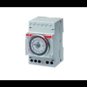 2CSM204245R0601 Реле времени модульное(AT2-7R) электромеханическое недельное с батареей 200ч 1перекл