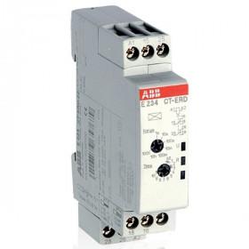 1SVR500100R0000  Реле времени задержка на ВКЛ (E234 CT-ERD.12) 24-48V DC, 24-240B AC 1пк, 2СНДа