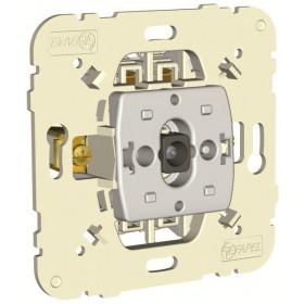 21052 Выключатель одноклавишный с 3-х мест с подсветкой Efapel