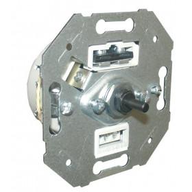 21212 Диммер 5-320Вт с 2-х мест для нагрузки R и C Efapel