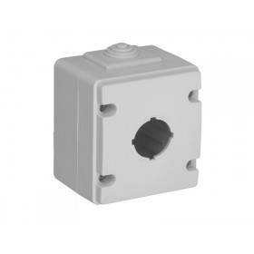 Коробка наружного монтажа 1-ая Efapel 48 Серый 48992 ACZ IP65