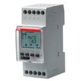 2CSM277583R0621 Реле времени модульное(D2 PLUS) цифровое недельное 2 канальное с ключом с батареей