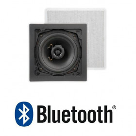 Динамики квадратные Flat с Bluetooth ArtSound FL101BT