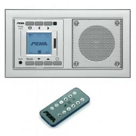 Встраиваемое радио Audio Point Peha Nova Алюминий (D 20.486.702) 174153