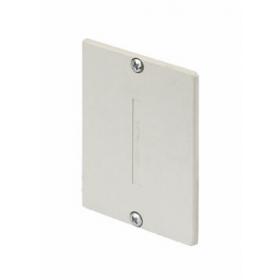 TKA104207-24 Заглушка торцевая для кабель-канала 70*50, Серый ABS-пластик