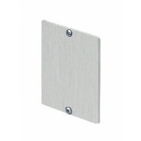 TKA104307-8 Заглушка торцевая для кабель-канала 70*50, Алюминий