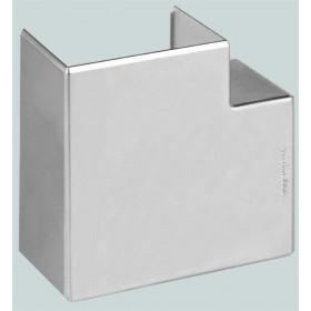 TKA1305505-8 Угол плоский для кабель-канала 130х55 Алюминий Simon