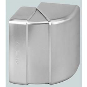 TKA1605506-8 Угол внешний регулируемый для кабель-канала 160*55мм, Алюминий