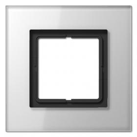 Рамка 1-ая Jung LS plus Стекло белое LSP981GLWW IP20