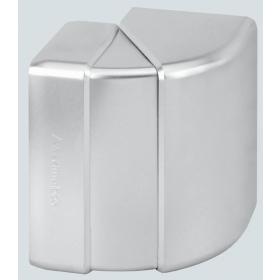 TKA102208-8 Угол внешний регулируемый для кабель-канала 90*55мм, Алюминий