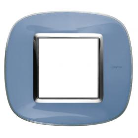 Рамка 1-ая Bticino Axolute Голубая карамель HB4802DZ IP20