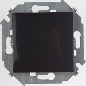Кнопка Simon 15 с пиктограммой черный 1591150-032