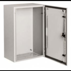 NSYS3D8625P Шкаф металлический навесной Spacial S3D: 1 дверь с монт.платой 800Х600Х250мм, IP66