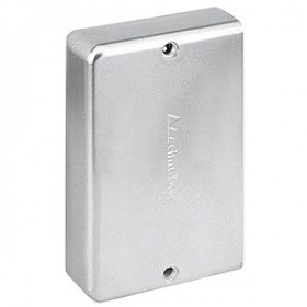 TKA1855502-8 Заглушка торцевая для кабель-канала 185*55, Алюминий