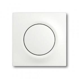 Клавиша ABB Impuls Белый 1753-0-9976