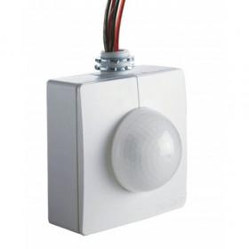 005627 Датчик движения ИК HBS 200 EU потолочный для складов 1200Вт, IP 20, Белый