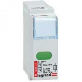 03928 Legrand Сменный модуль для УЗИП Тип 2 03920/22/23