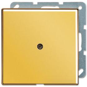 Вывод кабеля Jung LS 990 Блеск золота GO2990A IP20