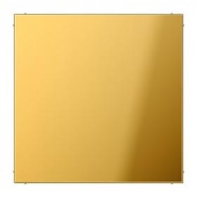 Заглушка Jung LS 990 Блеск золота GO2994B