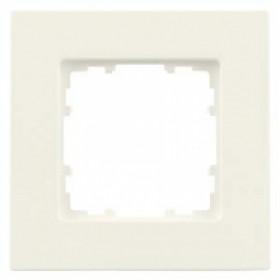 Рамка 1-ая Siemens Delta Miro Белый 5TG11110 IP20
