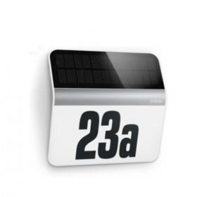 007140 Светильник светодиодный XSolar LH-N с сумеречным датчиком, IP44, НЕРЖАВЕЮЩАЯ СТАЛЬ