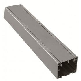 83232 Алюминиевый профиль 62х54,5 мм, длина 2 метра. Алюминий