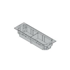 31903.79 Установочная коробка для горизонтальной установки на 4 механизма GB3 M8-Q2