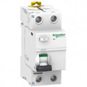A9R15291 Выключатель диф.тока(УЗО) iID 2-полюса 100А 300мА-S тип AC