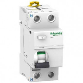 A9R25240 Выключатель диф.тока(УЗО) iID 2-полюса 40А 300мА-S тип A