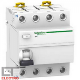 A9R50425 Выключатель диф.тока(УЗО) iID K 4-полюса 25А 30мА тип AC