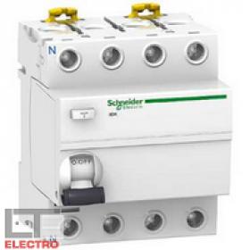 A9R70463 Выключатель диф.тока(УЗО) iID K 4-полюса 63А 30мА тип AC
