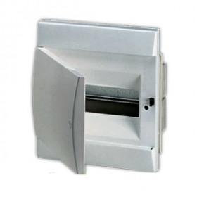 1SL0500A06 Бокс встраеваемый 8 модулей(Unibox) с белой дверью IP41 с клеммным блоком
