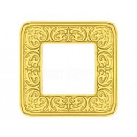 Рамка 1-ая Fede Emporio Bright Gold FD01371OB IP20