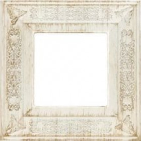 Рамка 1-ая Fede Granada White Decape FD01411BD IP20