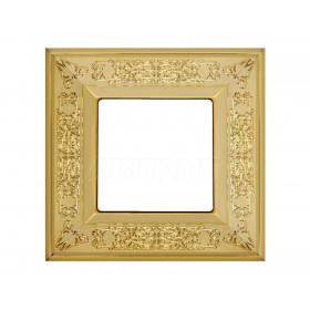Рамка 1-ая Fede Granada Bright Gold FD01411OB IP20