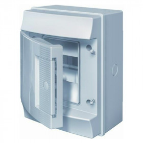1SL1100A00 Бокс ABB Mistral65 настенный 4м без клемм непрозрачная дверь
