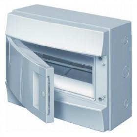 1SL1102A00 Бокс ABB Mistral65 настенный 12м без клемм непрозрачная дверь