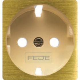 Накладка Fede Bright Patina/Бежевый FD04314PB-A