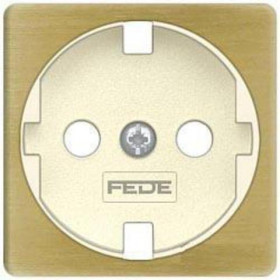 Накладка Fede Matt Patina/Бежевый FD04314PM-A