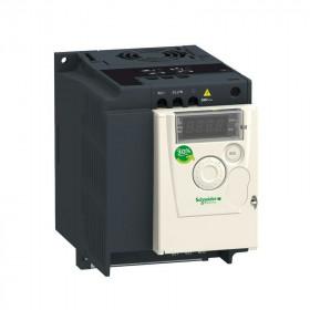 ATV12H075F1 Преобразователь частоты 1 фаза, 120V, мощность 0,75кВт(ALTIVAR 12)
