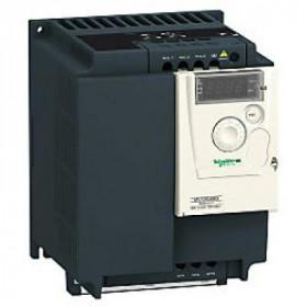 ATV12HU40M3 Преобразователь частоты 3 фазы, 240V, мощность 4,0кВт(ALTIVAR 12)