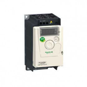 ATV12P037M2 Преобразователь частоты 1 фаза, 240V, мощность 0,37кВт(ALTIVAR 12)